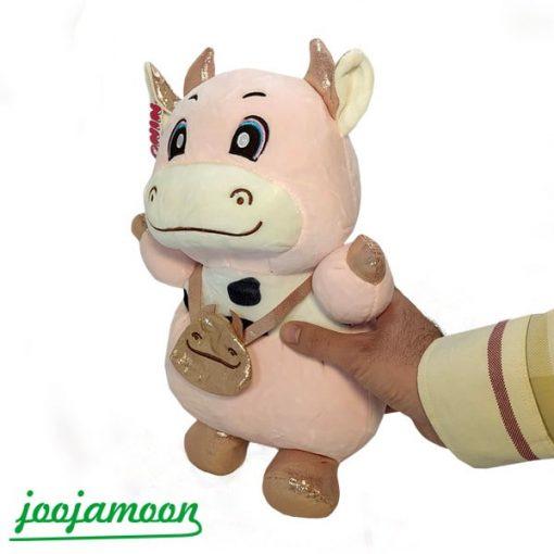 عروسک گاو کیف اکلیلی