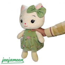 عروسک گربه دامن پوش