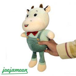 عروسک گاو لباس کبریتی