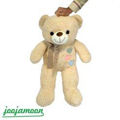 عروسک خرس 70 سانت طرح قلب