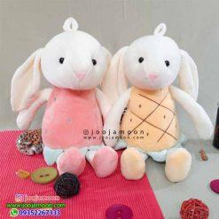 عروسک خرگوش بدن میوه ای