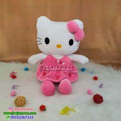 عروسک گربه کیتی کریستال