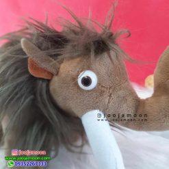 عروسک ماموت عصر یخبندان