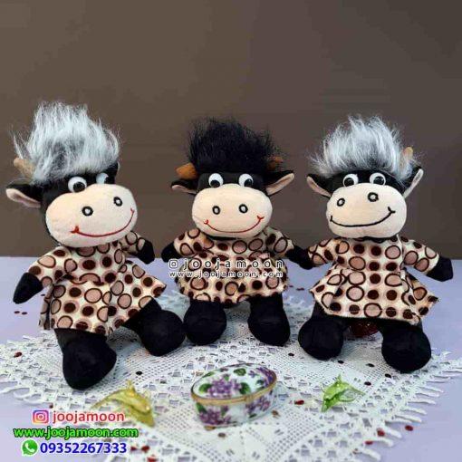 عروسک گاو کوچولو 20 سانت