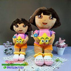 عروسک دختر دورا
