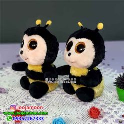 عروسک زنبور چشم تیله ای