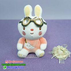 عروسک خرگوش خلبان