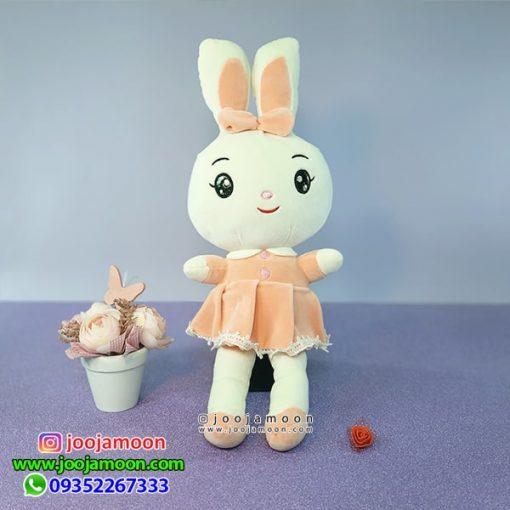 عروسک خرگوش دامن دار 47 سانت