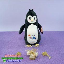 عروسک پنگوئن happy