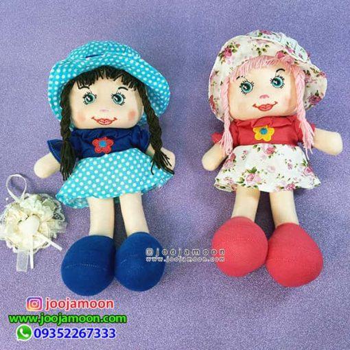 عروسک دختر کلاه دار ایرانی